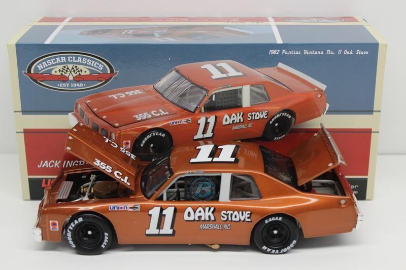 1982 Jack ingram 1/24th OAK Stove Pontiac