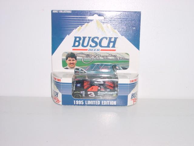 "1995 Jeff Green 1/64th Goodwrench ""Busch Series"" car"