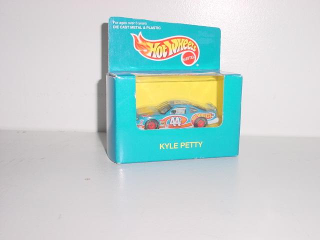 1997 Kyle Petty 1/64th HotWheels car