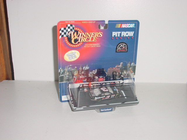 1998 Dale Earnhardt 1/64th GMGW 25th Anniversary Pit Row