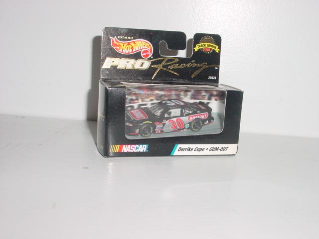 1998 Derrike Cope 1/64th Gum-Out car