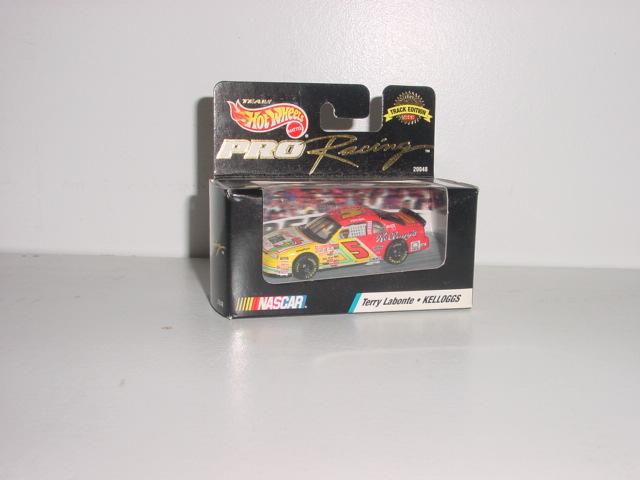 "1998 Terry Labonte 1/64th Kelloggs ""Corn Flakes"" car"