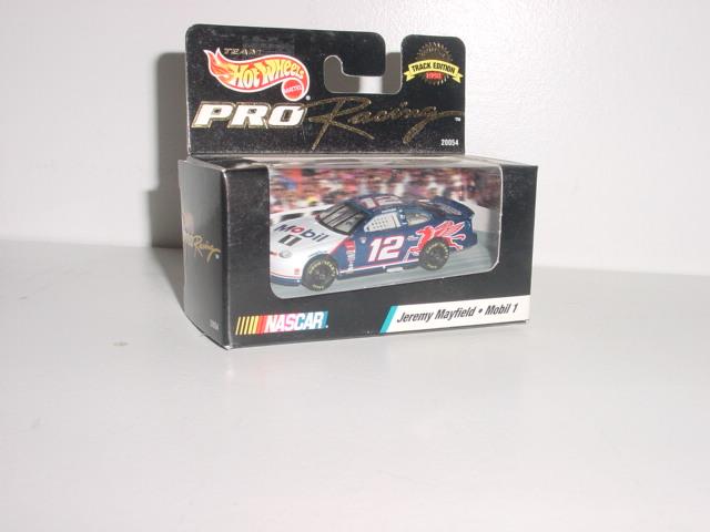 1998 Jeremy Mayfield 1/64th Mobil1 car