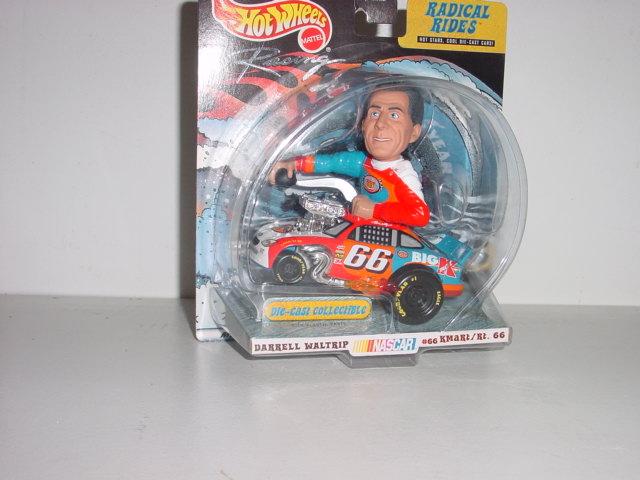 2000 Darrell Waltrip 1/43rd Kmart/RT 66 Radical Ride