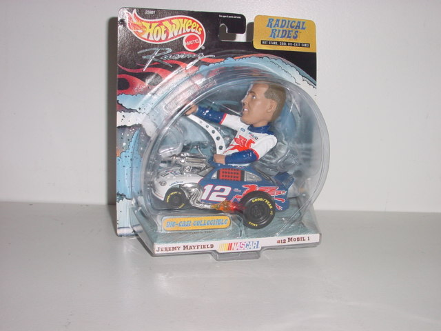 2000 Jeremy Mayfield 1/43rd Mobil1 Radical Ride