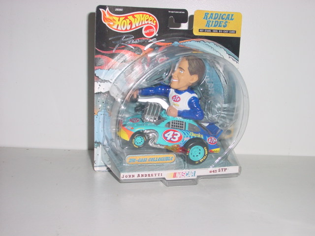 2000 John Andretti 1/43rd STP Radical Ride
