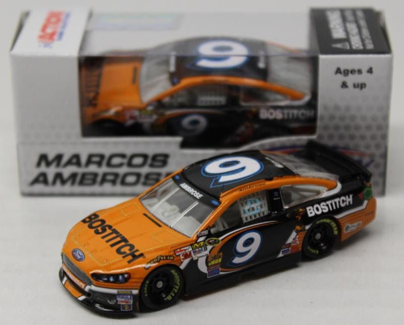 2013 Marcos Ambrose 1/64th Bostitch Pitstop Series car