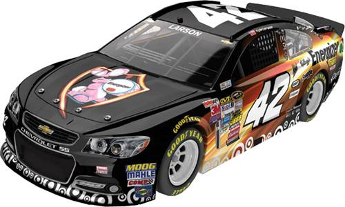 2014 Kyle Larson 1/64th Energizer Pitstop Series car