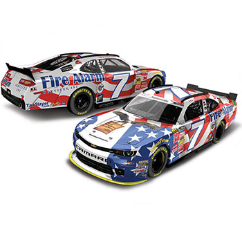 """2014 Regan Smith 1/64th Fire Alarm """"American Salute"""" """"Nationwide Series"""" Pitstop Series car"""