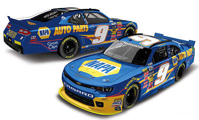 "2014 Chase Elliott 1/24th NAPA ""Nationwide Series"" car"