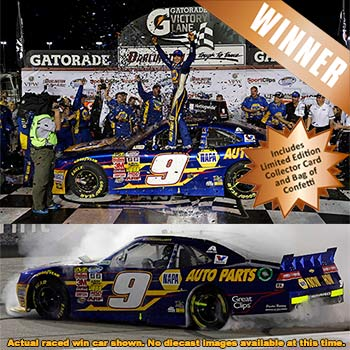 "2014 Chase Elliott 1/24th NAPA ""Darlington Win"" car"