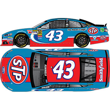 2014 Aric Almirola 1/64th STP Pitstop Series car