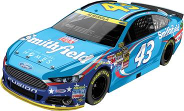 "2014 Aric Almirola 1/64th Smithfield ""Chase"" Pitstop Series car"