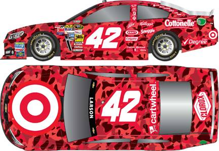 "2014 Kyle Larson 1/64th Target ""Camo"" Pitstop Series car"