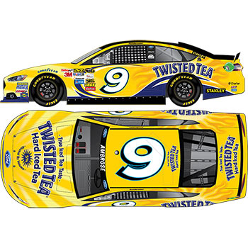 2014 Marcos Ambrose 1/64th Twisted Tea Pitstop Series car