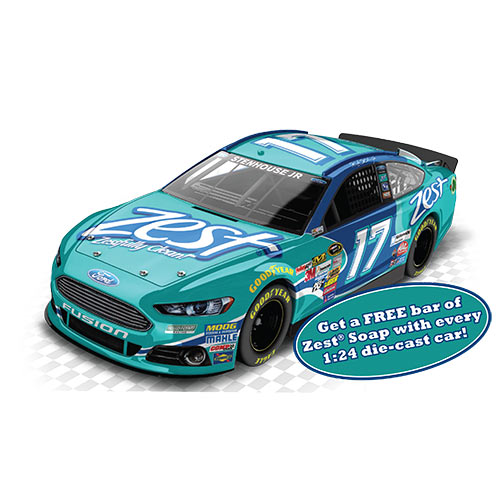 2014 Ricky Stenhouse Jr 1/64th ZEST Pitstop Series car
