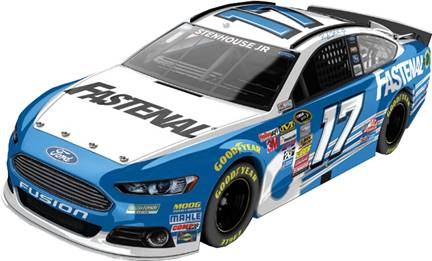 2015 Ricky Stenhouse Jr 1/24th Fastenal car