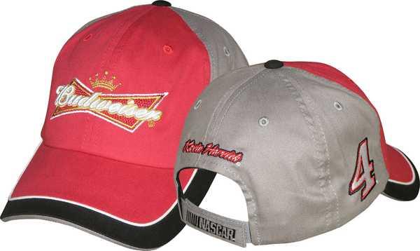 "2015 Kevin Harvick Budweiser ""Fan Up"" cap"