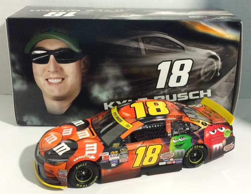 in stock 1 of 709 - Kyle Busch Halloween Car