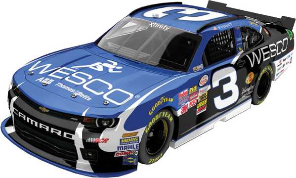 2015 Ty Dillon 1/64th WESCO Pitstop Series car