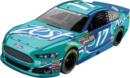2015 Ricky Stenhouse Jr 1/64th Zest Pitstop Series car