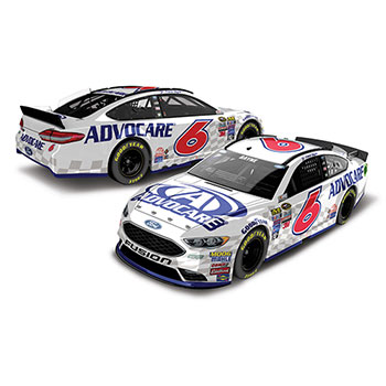 2016 Trevor Bayne 1/64th Advocare Pitstop Series car