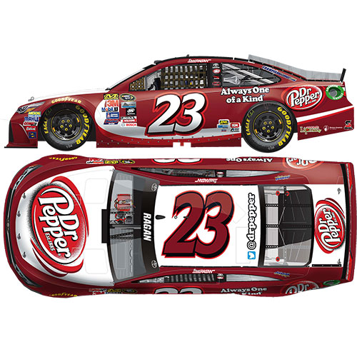 2016 David Ragan 1/64th Dr Pepper Pitstop Series car