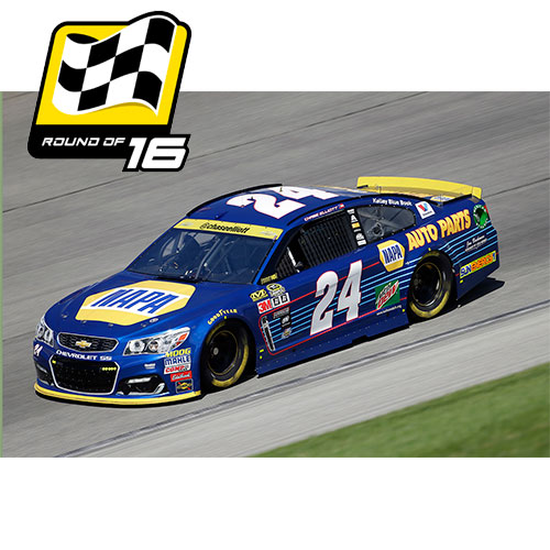 "2016 Chase Elliott 1/24th NAPA ""Chase for the Sprint Cup"" car"