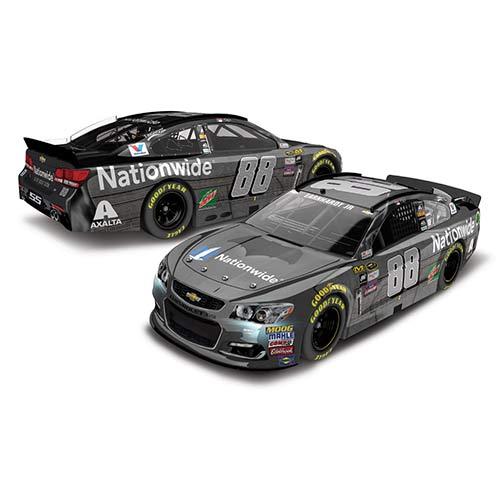 """2016 Dale Earnhardt Jr 1/24th Nationwide Insurance """"Batman"""" car"""