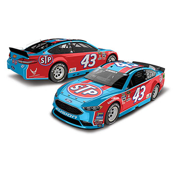 "2016 Aric Almirola 1/64th STP ""Darlington Throwback"" Pitstop Series car"