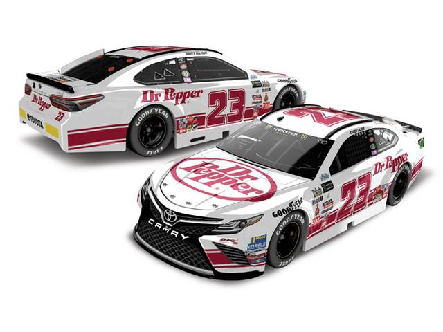 "2017 Corey LoJoie 1/64th Dr Pepper ""Darlington Throwback"" Pitstop Series car"