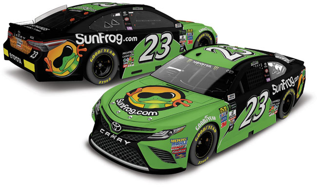 2017 Gray Gaulding 1/64th SunFrog.com Pitstop Series car