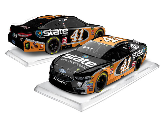 2018 Kurt Busch 1/64th State Waterheaters car