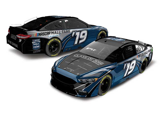 2019 Nascar 1/64th Hall of Fame car