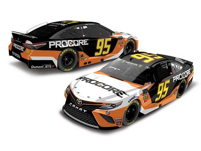2019 Matt DiBenedetto 1/64th Procore car
