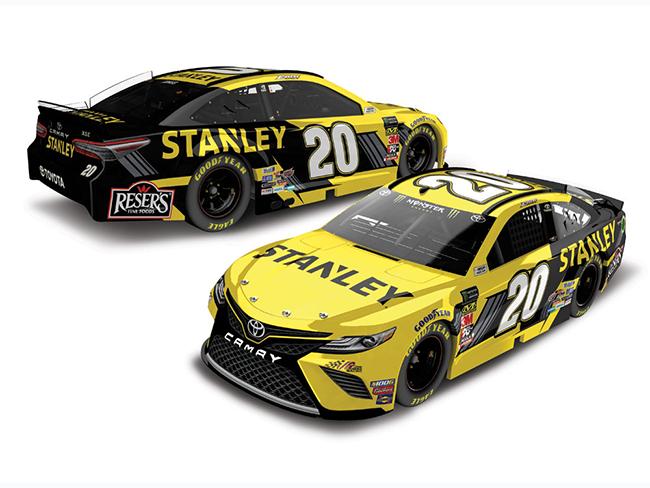 2019 Erik Jones 1/64th Stanley car