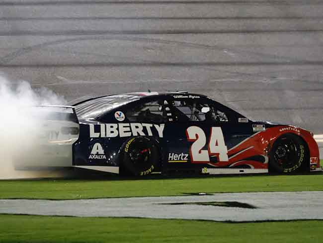 "2020 William Bryon 1/64th Liberty Universary ""Daytona Win"" car"