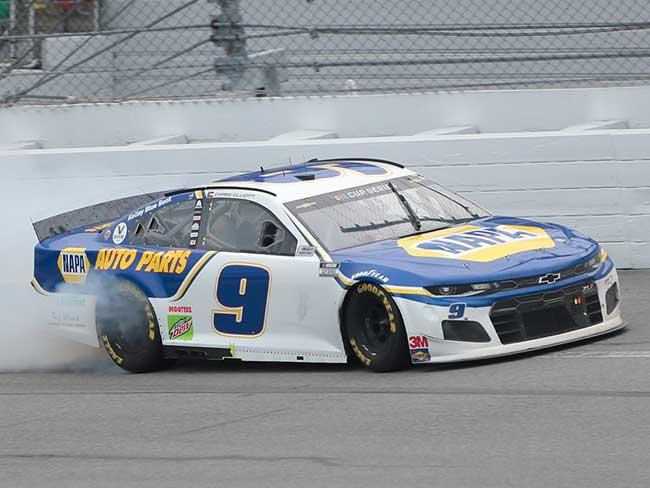 """2020 Chase Elliott 1/64th NAPA """"Daytona Road Course Win"""" car"""