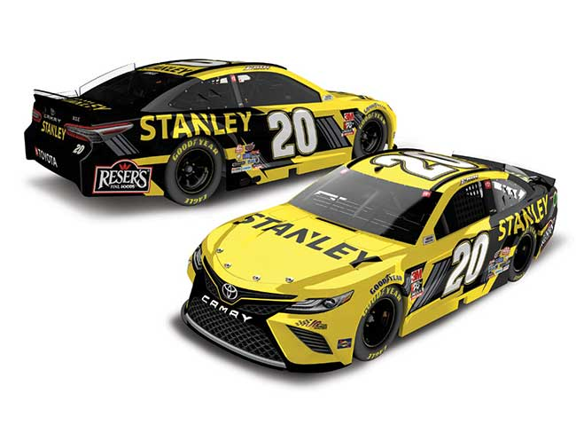 2010 Erik Jones 1/64th Stanley car