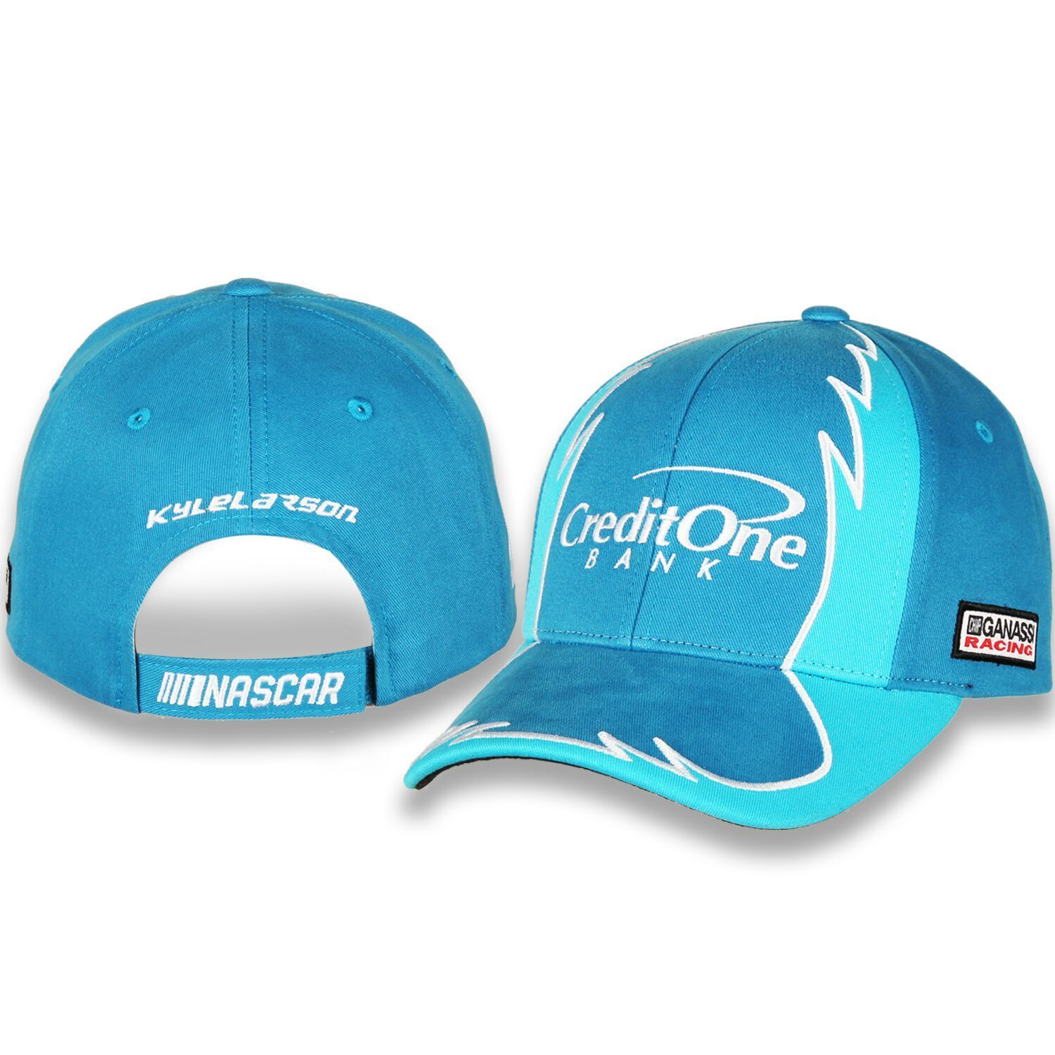 "2018 Kyle Larson Credit One Bank ""Jagged"" hat"