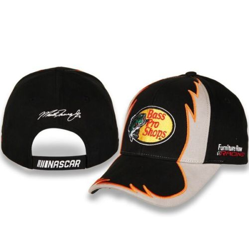 "2018 Martin Truex Jr Bass Pro ""Jagged"" hat"