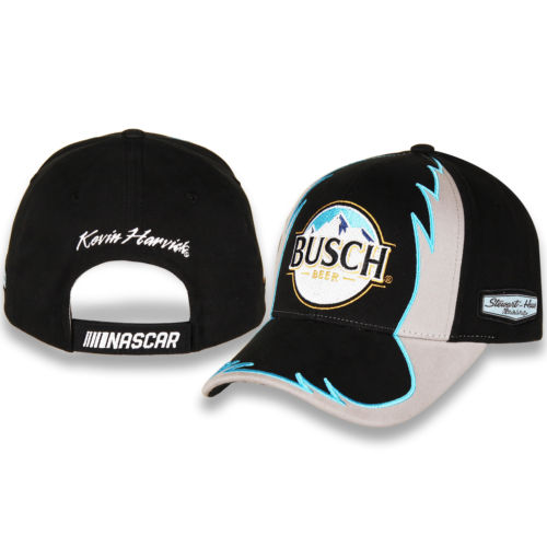 """2018 Kevin Harvick Busch Beer """"Jagged"""" hat"""