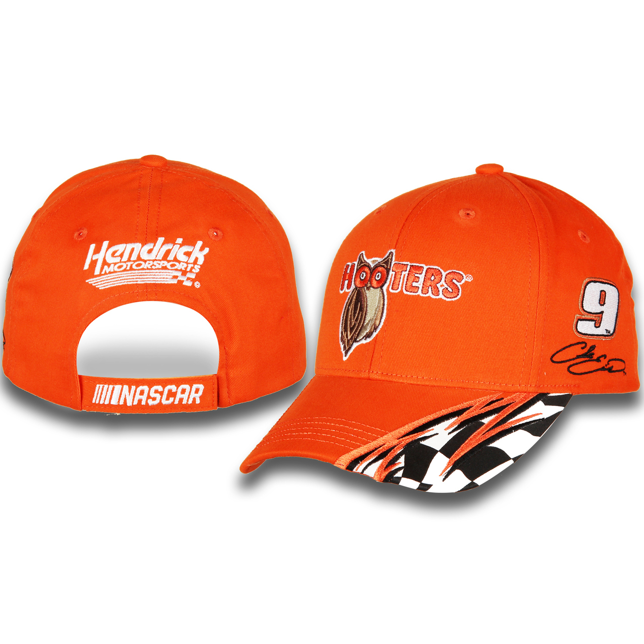 "2018 Chase Elliott Hooters ""Element"" hat"