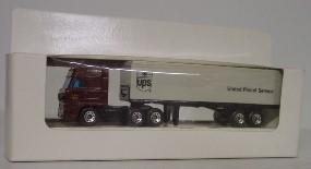 1992 UPS 1/87th Feeder Truck