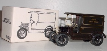 "1913 United Parcel Service 1/25th ""Open Front Package Car"""