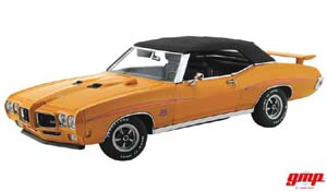 "1970 1/24th GTO  Convertible ""The Judge"" by GMP"