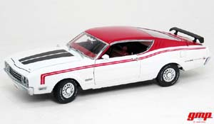 "1969 1/24th Mercury Cyclone Spoiler II ""Cale Yarborough Special"" by GMP"