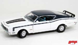 "1969 1/24th Mercury Cyclone Spoiler II  ""Dan Gurney Special"" by GMP"