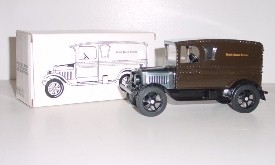 "1927 United Parcel Service 1/25th ""White Motors Light Delivery Vehicle"""