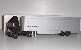 United Parcel Service 1/42nd 40ft Drop Frame Feeder